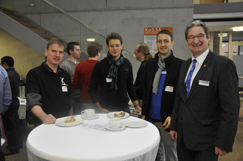 Foto KoSSE-Symposium Application Performance Management (Kieker Days 2012)