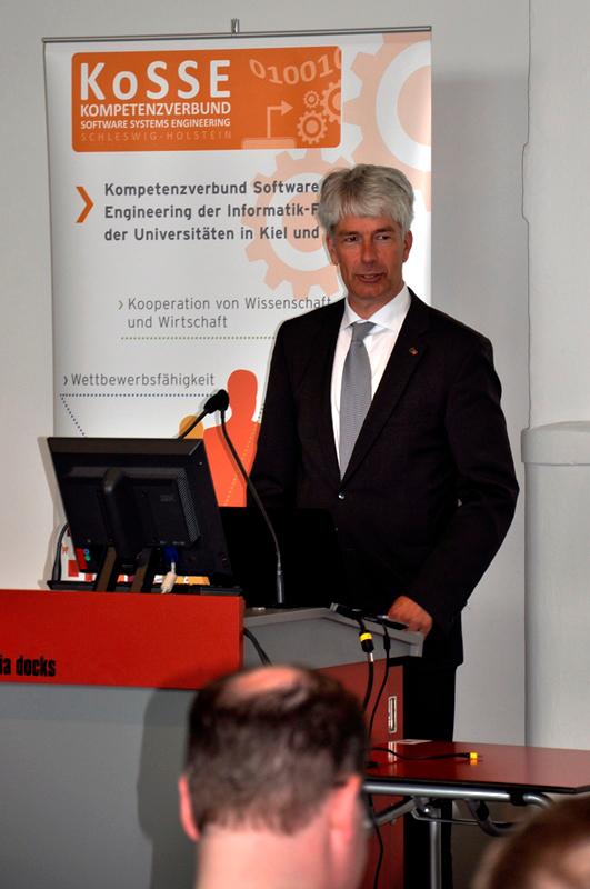 Staatssekretär Dr. Frank Nägele (Wirtschaftsministerium)